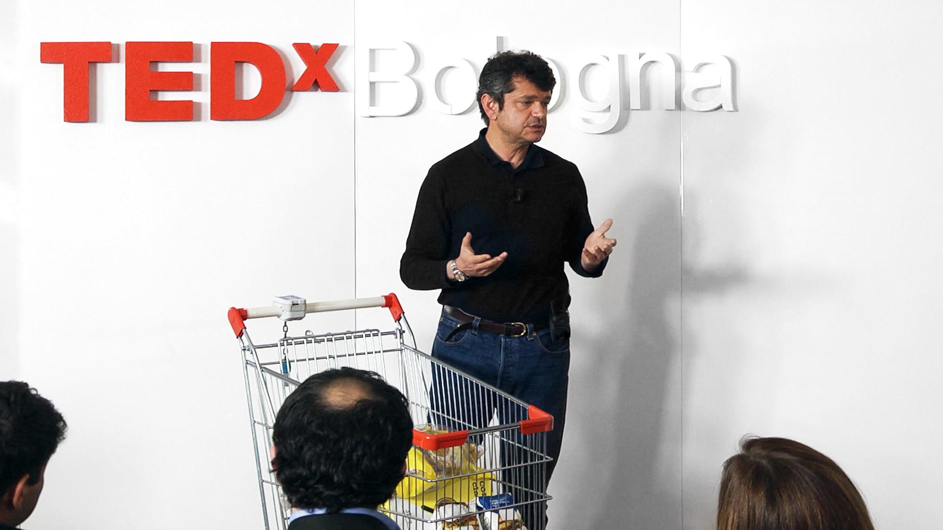 TEDx Bologna – Andrea Segrè