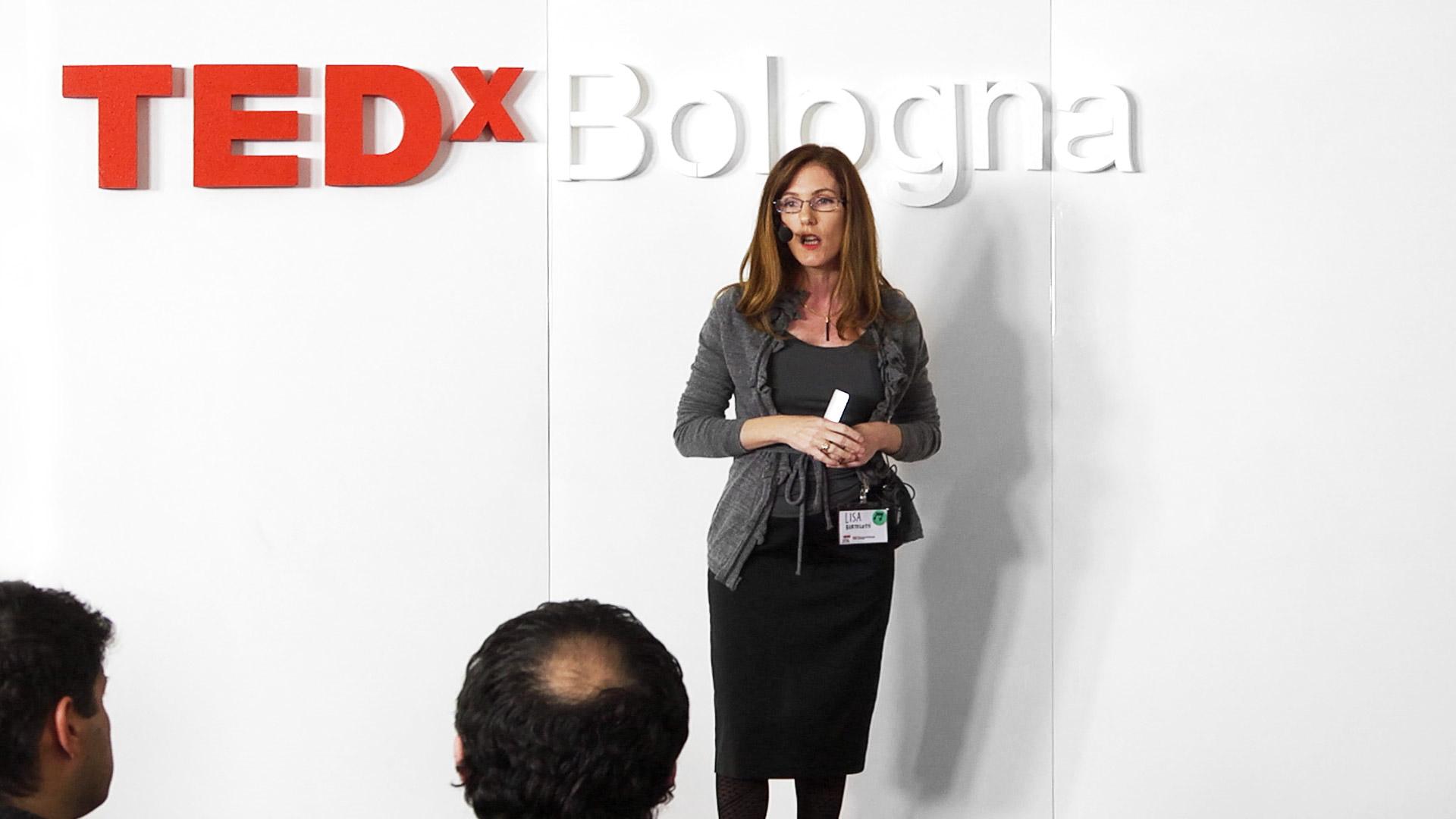 TEDx Bologna – Lisa Bortolotti