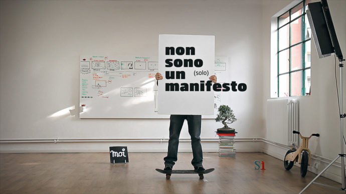 """Design Network"" video promozionale non commerciale"