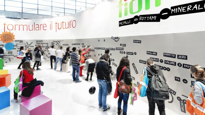 """Corporate video """"Formulare il Futuro"""" for Gruppo Fiori"""