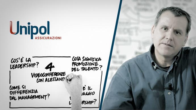 """""""Webconference"""" corporate video for Unipol Assicurazioni"""